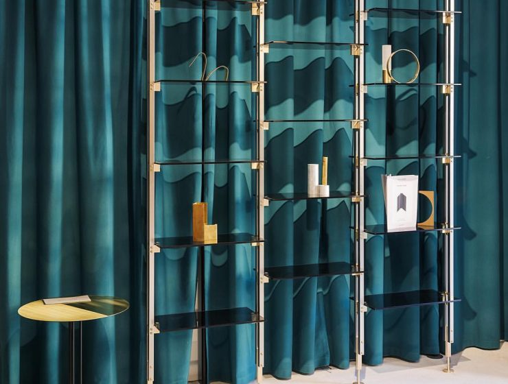 Teal Color Trend SS19
