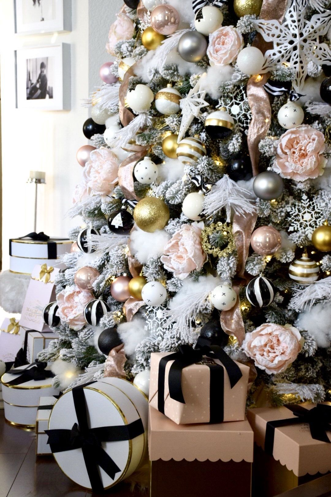 Christmas Tree Decor Trend 2020 Best Christmas Tree Ideas for 2019   TrendBook Trend Forecasting
