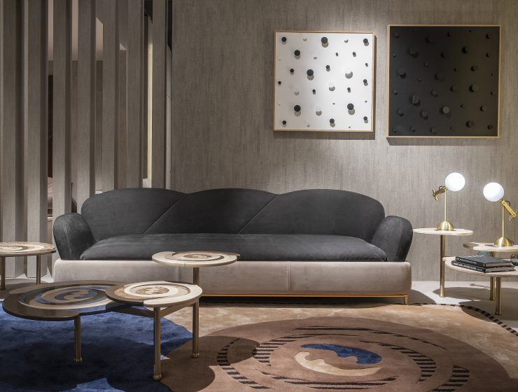 Rounded Shapes from FendiCasa