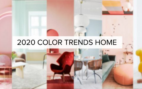 Top Living Room Colors For 2020.Mint The Spring Summer 2020 Colour Trend Trendbook Trend