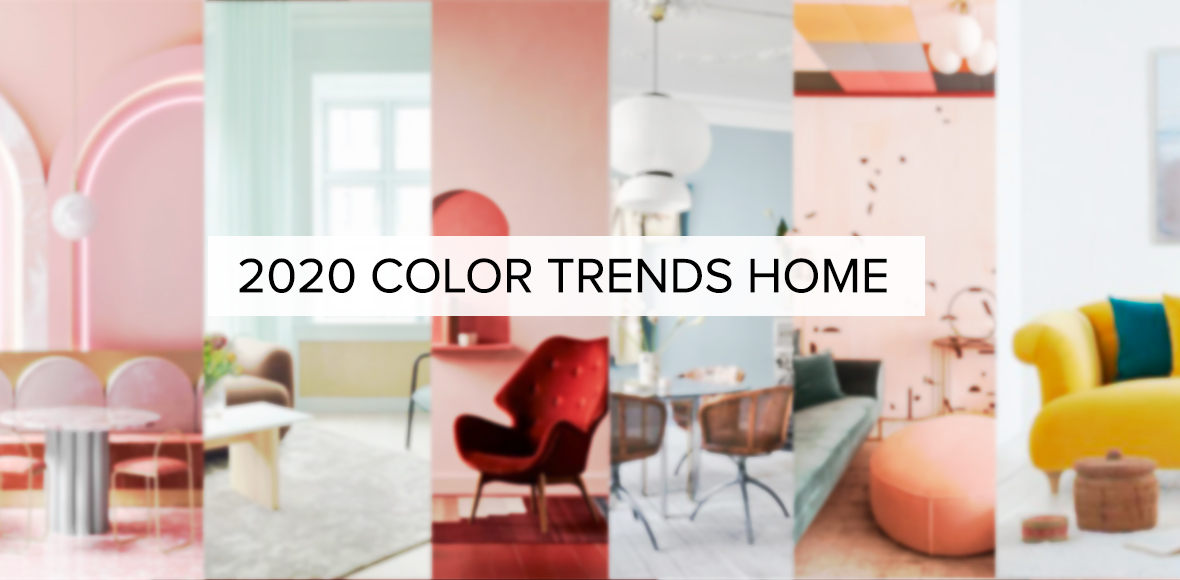 2020 Home Design Trends.Top 2020 Color Trends Home Discover The Ultimate Color Guide