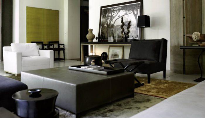 Christian Liaigre Interior design