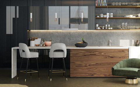 How to Choose a Bar Stool for a Kitchen?