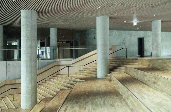 Maersk Tower-CF Møller Architects