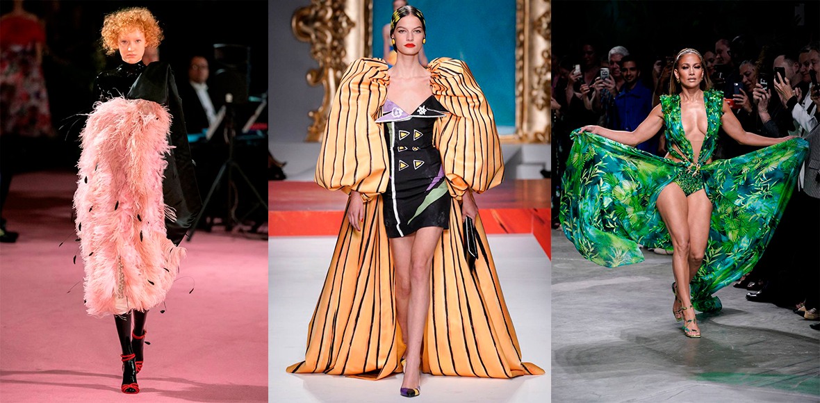 Best Looks Fashion Week from London and Milan