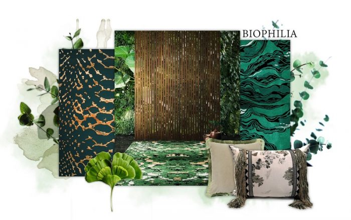 2020 Biophilia Decor Trends