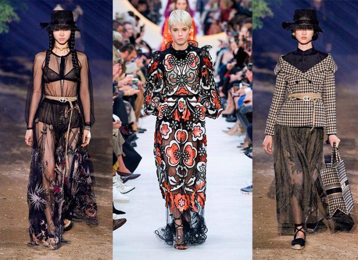Top Paris Fashion Trends Spring Summer 2020