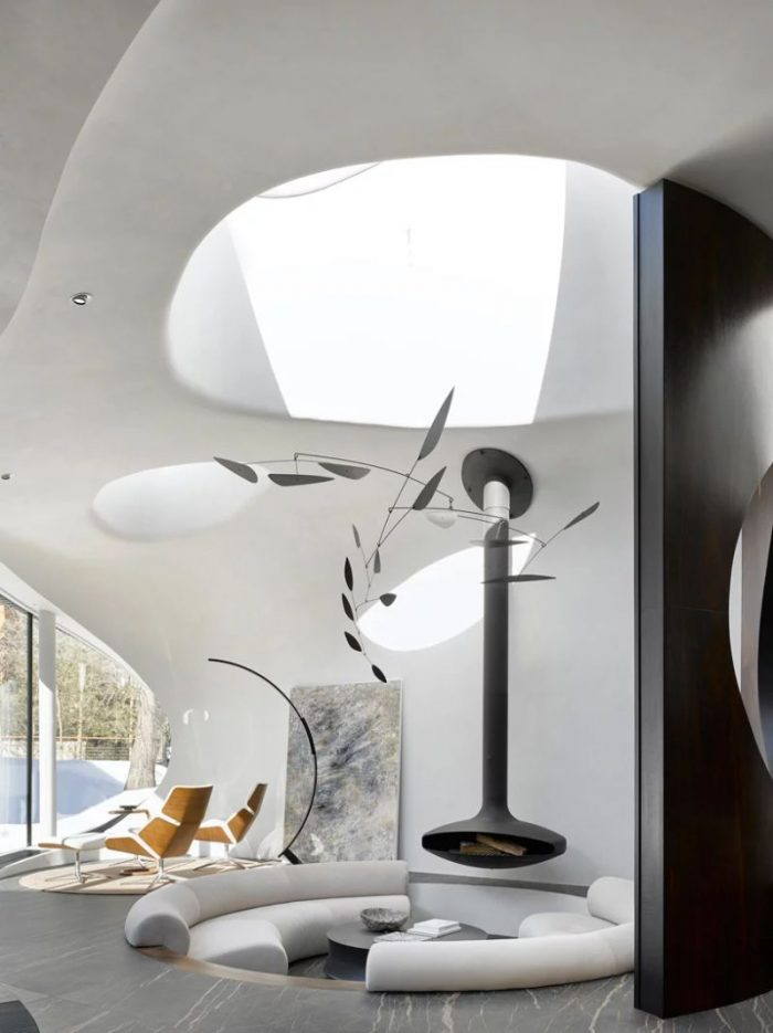 Curved Architectural Design Trend