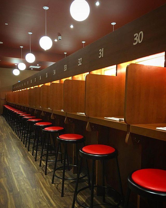 Ichiran Restaurant Solo Dining Trend