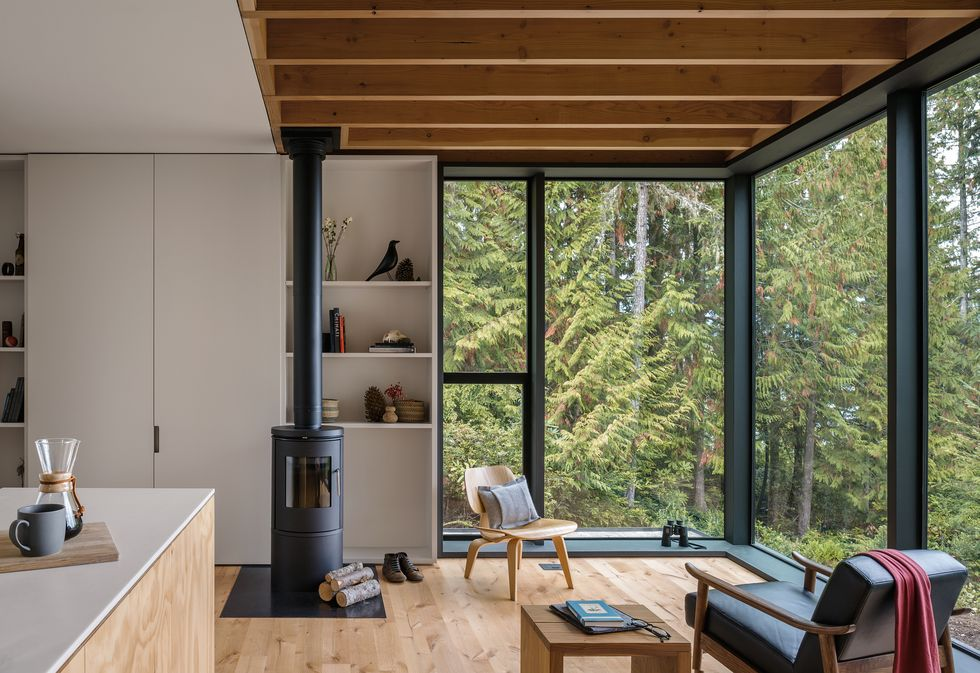 Tiny House Small Living Trend