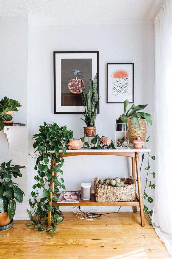 Trend Bring the Outside Inside Interior Decor