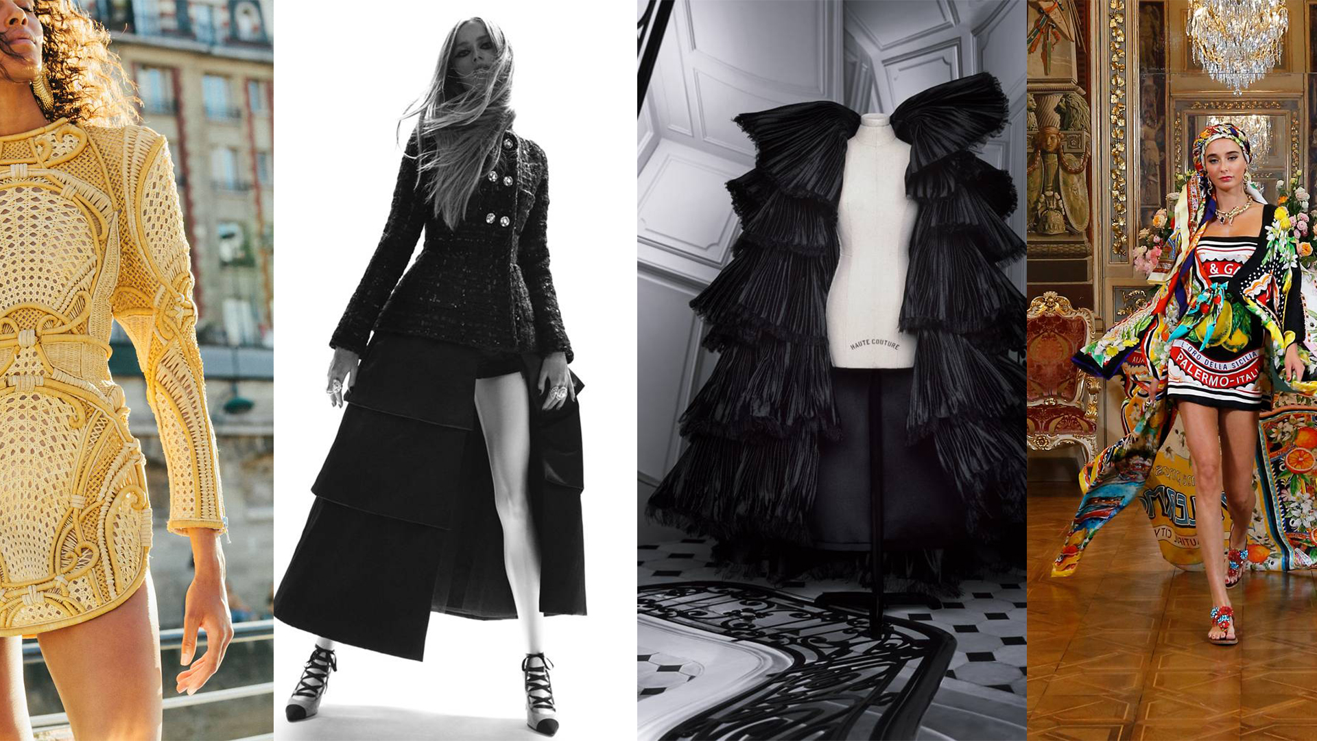 8 Fashion Trends: Best Haute Couture Looks for Winter 8/8