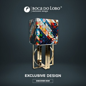 Boca do Lobo Exclusive Design Partner