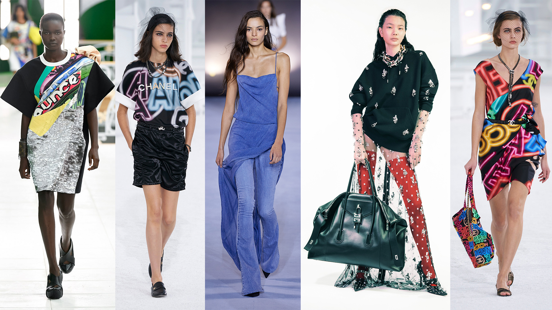 The Biggest Spring/Summer 8 Fashion Trends