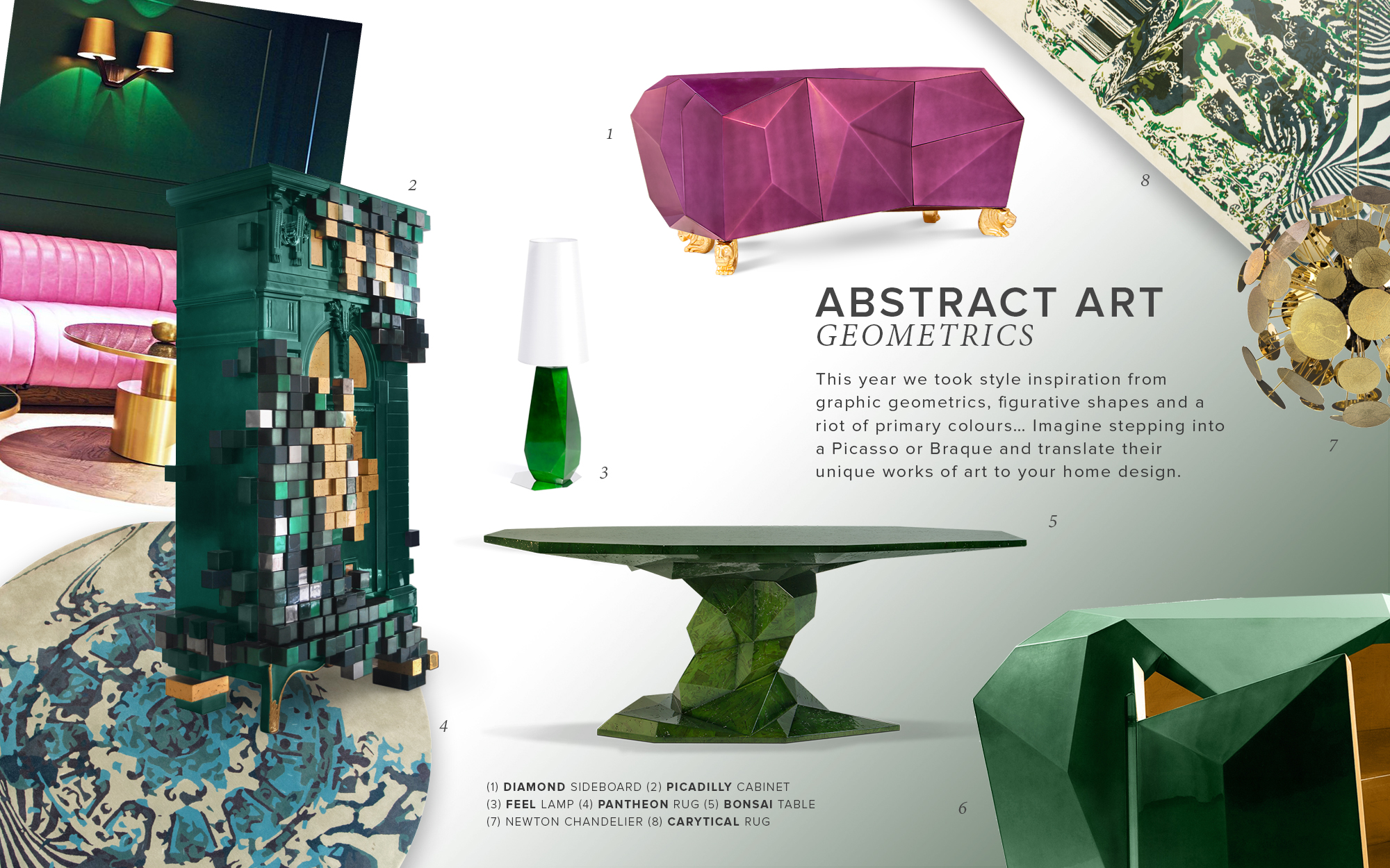 Abstract Art Trends 2019