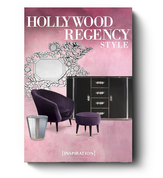 Inspirations Hollywood Regency Style
