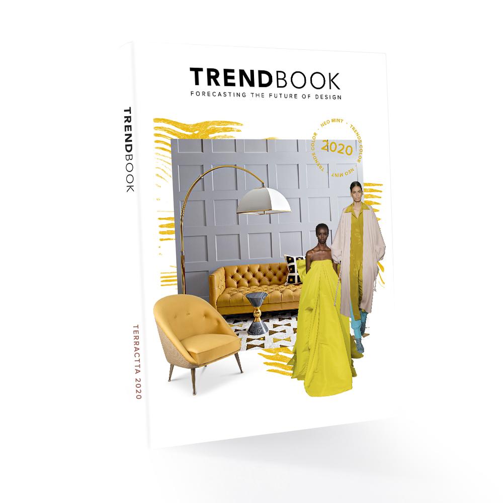 Color Trends 2020 Honey Yellow - TRENDBOOK