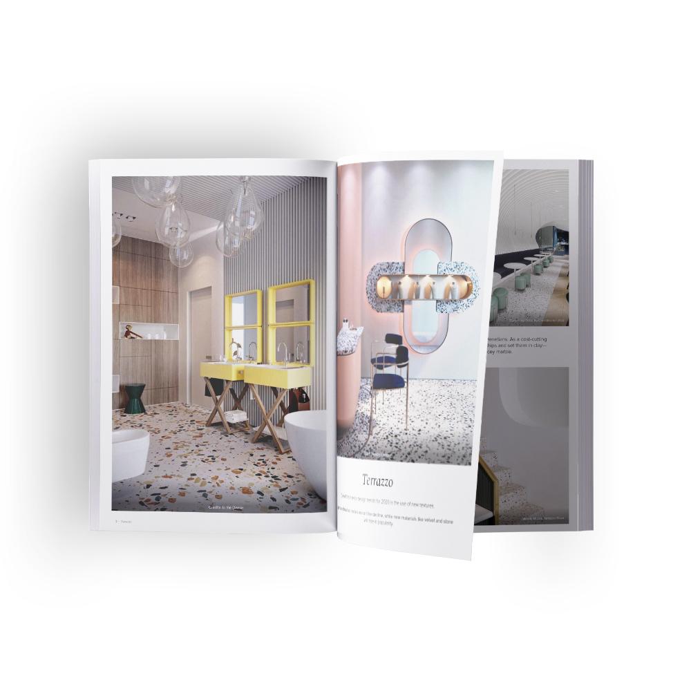 Terrazzo 2020 Trend Materials Trendbook