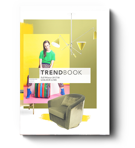 Color Trends 2018 Golden Lime