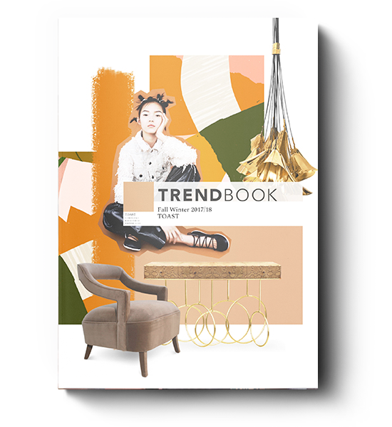 Color Trends 2018 Toast
