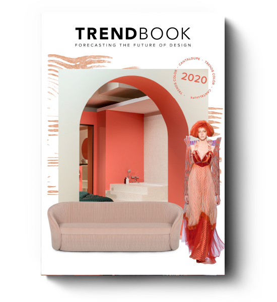 Cantaloupe Color Trends 2020