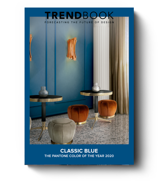 Classic Blue Color Trends 2020