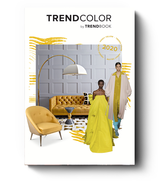 Honey Yellow Color Trends 2020