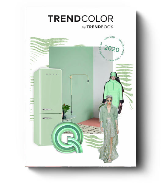 Neo Mint Color Trends 2020