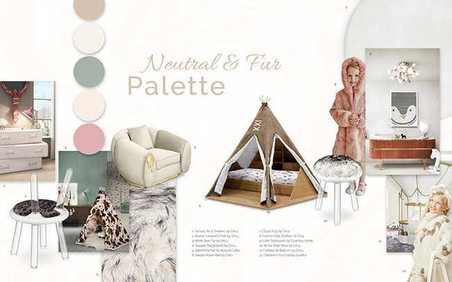 Kids Rooms | Neutral Palette