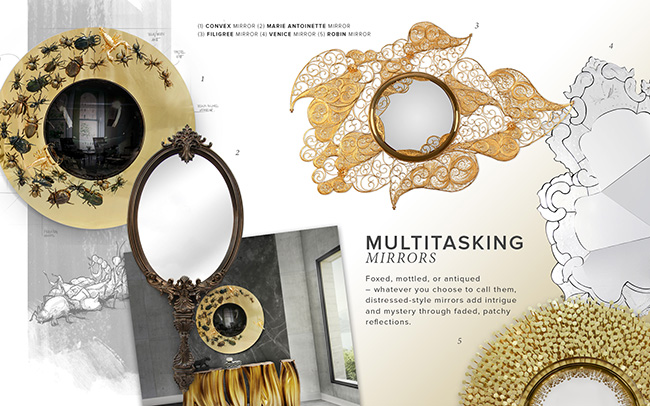 Multitasking Mirrors