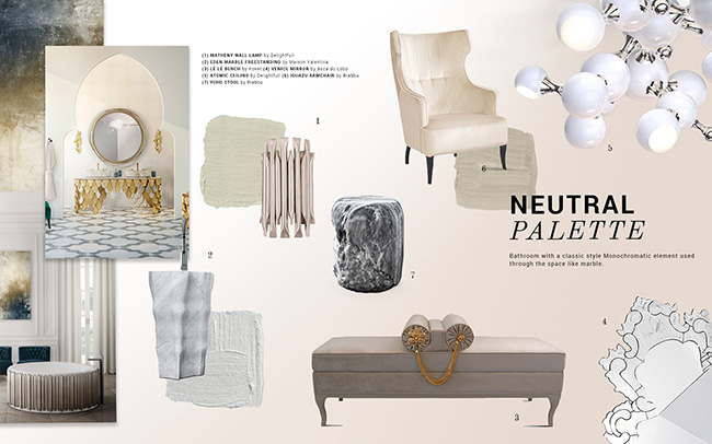 Bathroom Trends | Neutral Palette