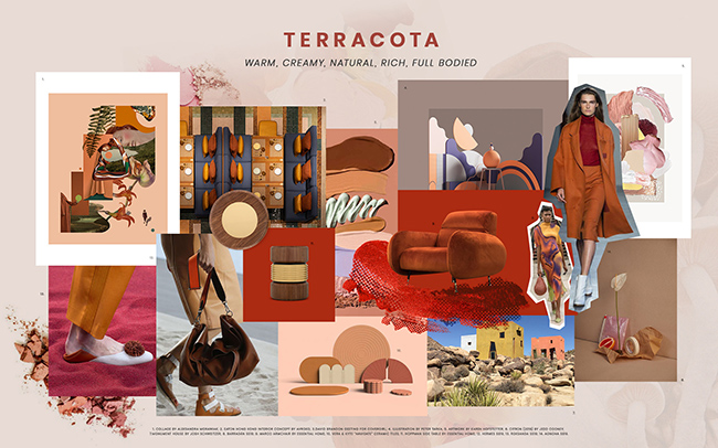 Terracotta Color Trends 2019