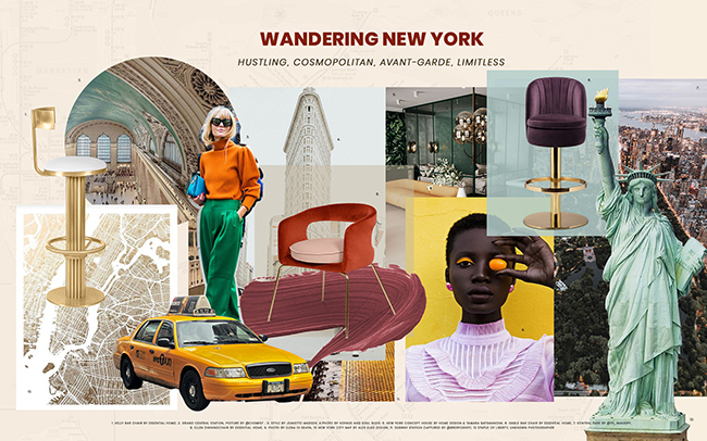 City by City: Wandering New York