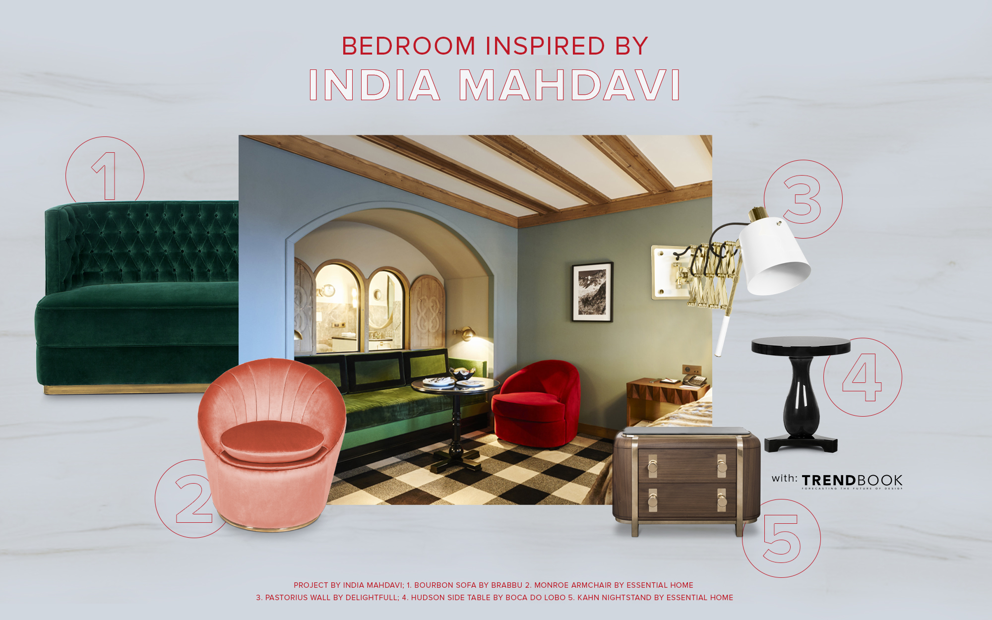 Trend MoodBoards Interiors